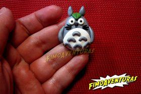 Broche Totoro